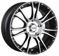 Advanti AS819 MBFP Wheels - 16x7inches/5x120mm