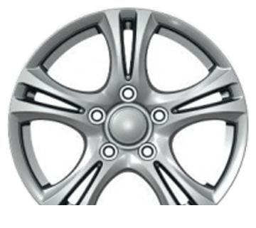 Wheel Advanti AS951 HS 17x7.5inches/5x112mm - picture, photo, image