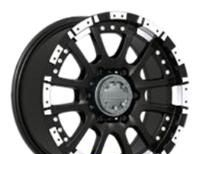 Wheel Advanti ASJ28 HB 20x9inches/6x139.7mm - picture, photo, image