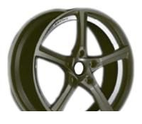 Wheel Advanti ASK08 HBU 18x8inches/5x112mm - picture, photo, image