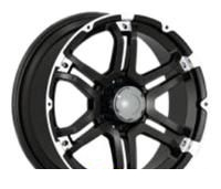 Wheel Advanti ASK46 MBLP 16x7inches/6x139.7mm - picture, photo, image