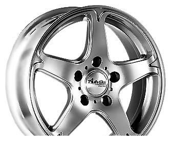 Wheel Advanti SE92 RGM 16x7inches/5x108mm - picture, photo, image