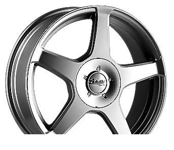 Wheel Advanti SF76 HP 16x6.5inches/5x108mm - picture, photo, image