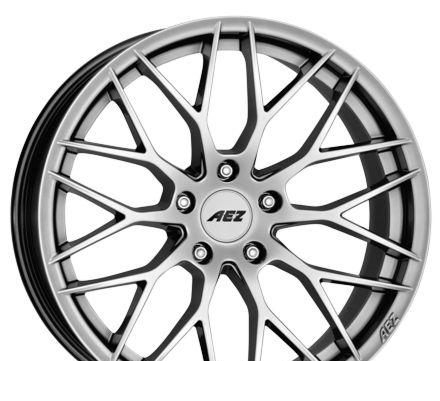 Wheel Aez Antigua Dark 19x8.5inches/5x120mm - picture, photo, image