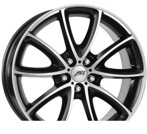 Wheel Aez Excite Dark 17x7.5inches/5x114.3mm - picture, photo, image