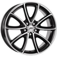 Aez Excite Dark Wheels - 17x7.5inches/5x114.3mm