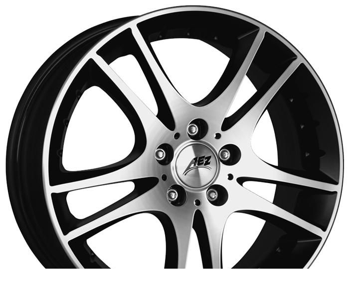 Wheel Aez Intenso Dark 15x6.5inches/5x100mm - picture, photo, image