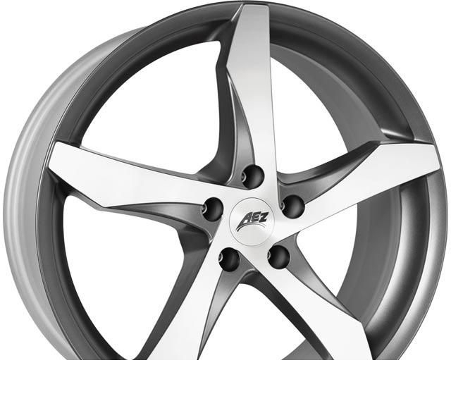 Wheel Aez Lascar 17x8inches/5x108mm - picture, photo, image
