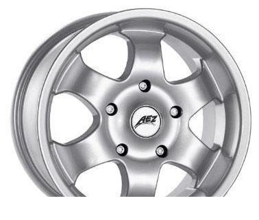 Wheel Aez Namib 17x8inches/5x139.7mm - picture, photo, image