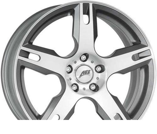 Wheel Aez Tacana 15x6.5inches/4x100mm - picture, photo, image
