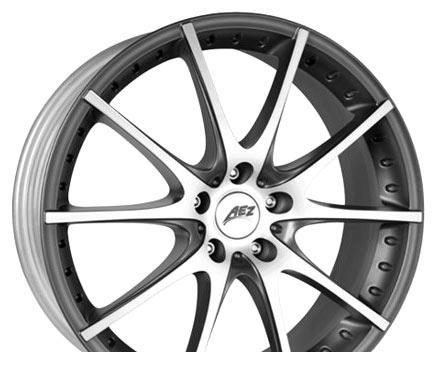 Wheel Aez Tidore Dark 16x7inches/5x108mm - picture, photo, image