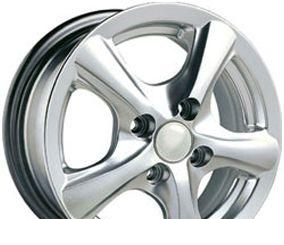 Wheel Aitl 5111 17x8inches/5x112mm - picture, photo, image