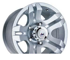 Wheel Aitl 525 H/S 18x8inches/5x120mm - picture, photo, image