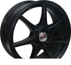 Wheel Alcasta M03 MB 16x6.5inches/4x100mm - picture, photo, image