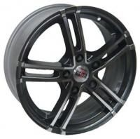 Alcasta M06 BKF Wheels - 15x6inches/4x100mm