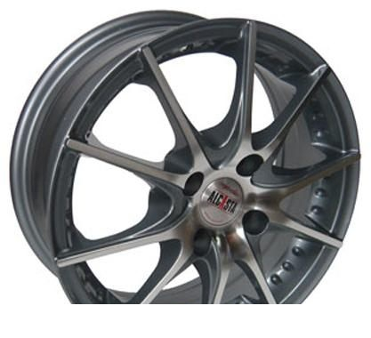 Wheel Alcasta M08 GMF 15x6inches/4x100mm - picture, photo, image