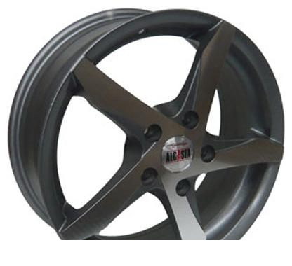 Wheel Alcasta M09 GMF 16x6inches/5x114.3mm - picture, photo, image