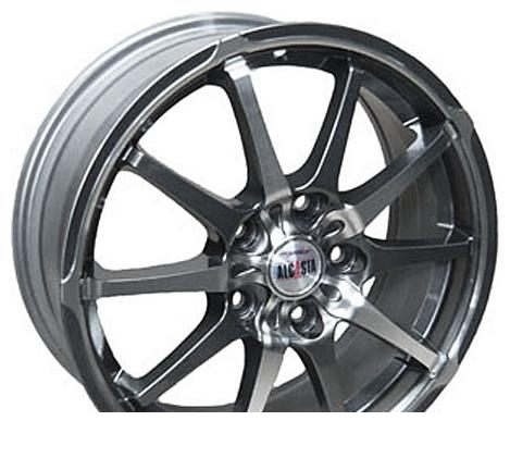 Wheel Alcasta M10 GMF 16x6inches/5x114.3mm - picture, photo, image