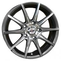 Alcasta M12 GMF Wheels - 15x6inches/4x100mm