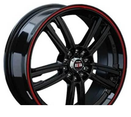 Wheel Alcasta M14 MBRS 16x6.5inches/4x100mm - picture, photo, image