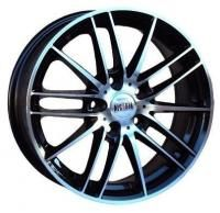 Alcasta M16 BKF Wheels - 15x6inches/5x105mm