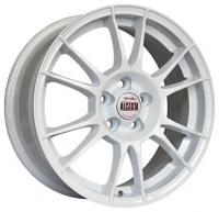 Alcasta M20 White Wheels - 18x8inches/5x114.3mm