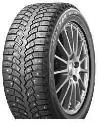 Tire Bridgestone Blizzak Spike-01 235/55R17 103T - picture, photo, image