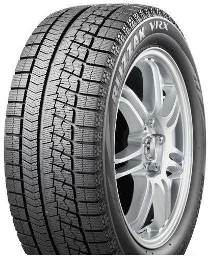 Tire Bridgestone Blizzak VRX 205/70R15 96S - picture, photo, image