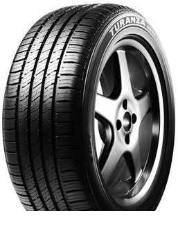 Tire Bridgestone Turanza ER42 245/50R18 W - picture, photo, image
