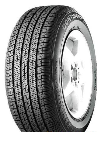 Tire Continental Conti4x4Contact 265/60R18 110V - picture, photo, image