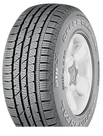 Tire Continental ContiCrossContact LX Sport 255/50R19 107H - picture, photo, image