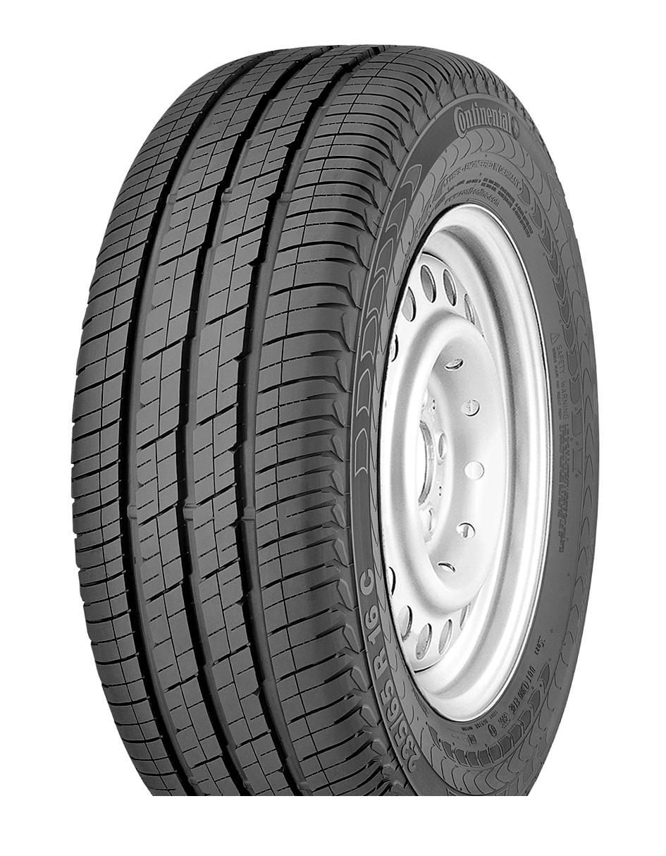 Tire Continental Vanco-2 205/70R15 106R - picture, photo, image