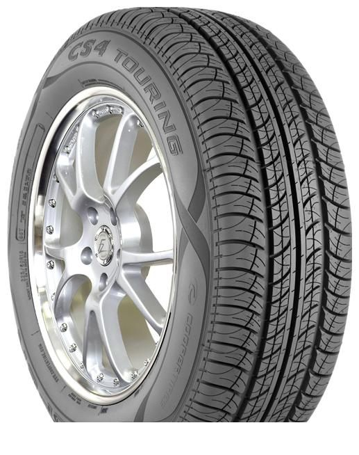 Tire Cooper CS4 Touring 235/55R17 99T - picture, photo, image