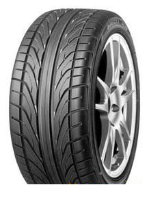 Tire Dunlop Direzza DZ101 235/55R17 99W - picture, photo, image