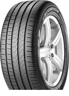Tire Pirelli Scorpion Verde 235/55R17 99V - picture, photo, image